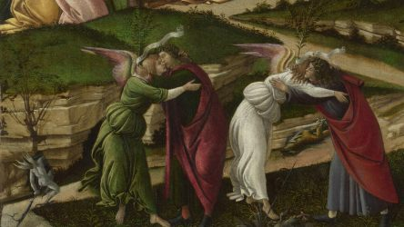 Why Renaissance Paintings Aren t as Green as They Used to Be Atlas Obscura