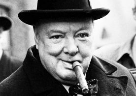 For Sale: A Cigar Puffed by Winston Churchill in 1953 - Atlas Obscura