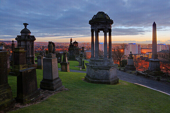Image result for necropolis glasgow