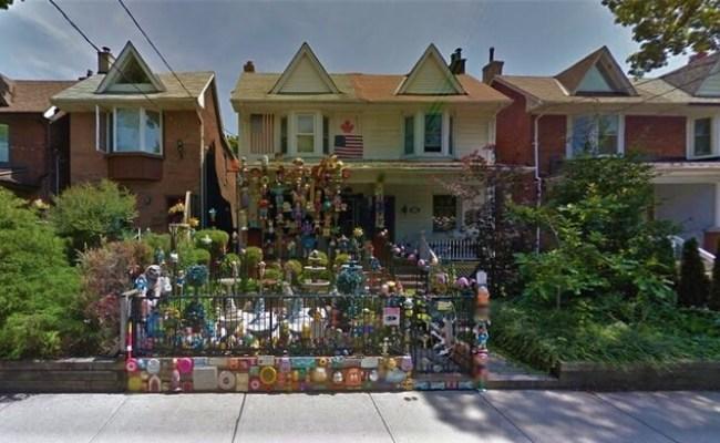 Leslieville S Crazy Doll House Toronto Canada Atlas
