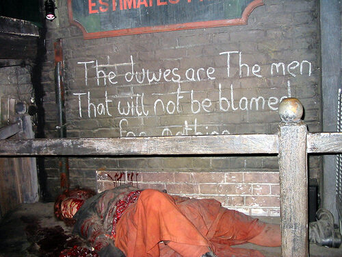 the london dungeon london