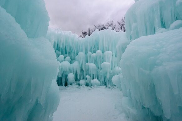 ice castles lincoln new