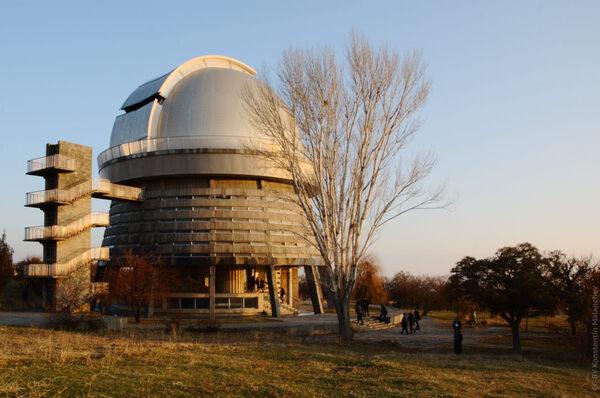 Byurakan Observatory Byurakan Armenia Atlas Obscura