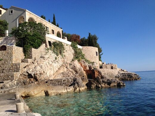 Hotel Belvedere Dubrovnik Croatia Atlas Obscura