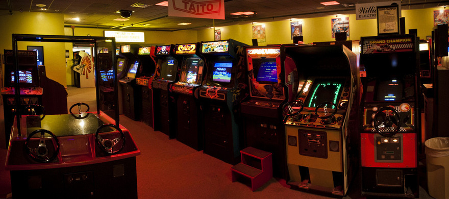 There are a few features you should focus on when shopping for a new gaming pc: American Classic Arcade Museum - Laconia, New Hampshire ...
