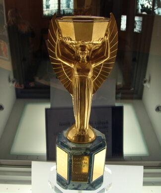 jules rimet trophy replica