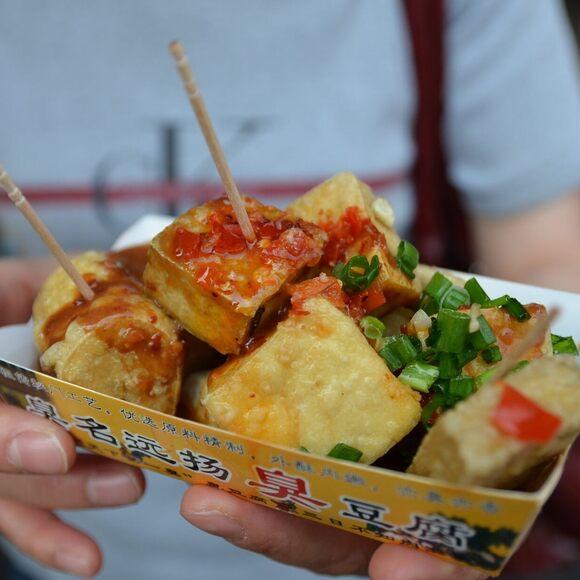 Image result for stinky tofu