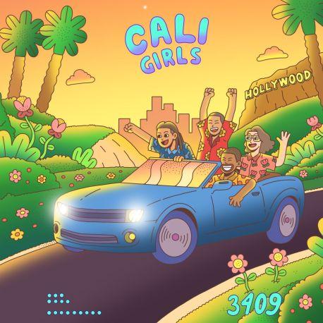 3409 - Cali Girls mp3