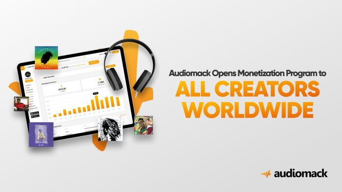 Artists To Now Earn Royalties Directly As Audiomack Opens Its Monetization Program To The World 1 MUGIBSON