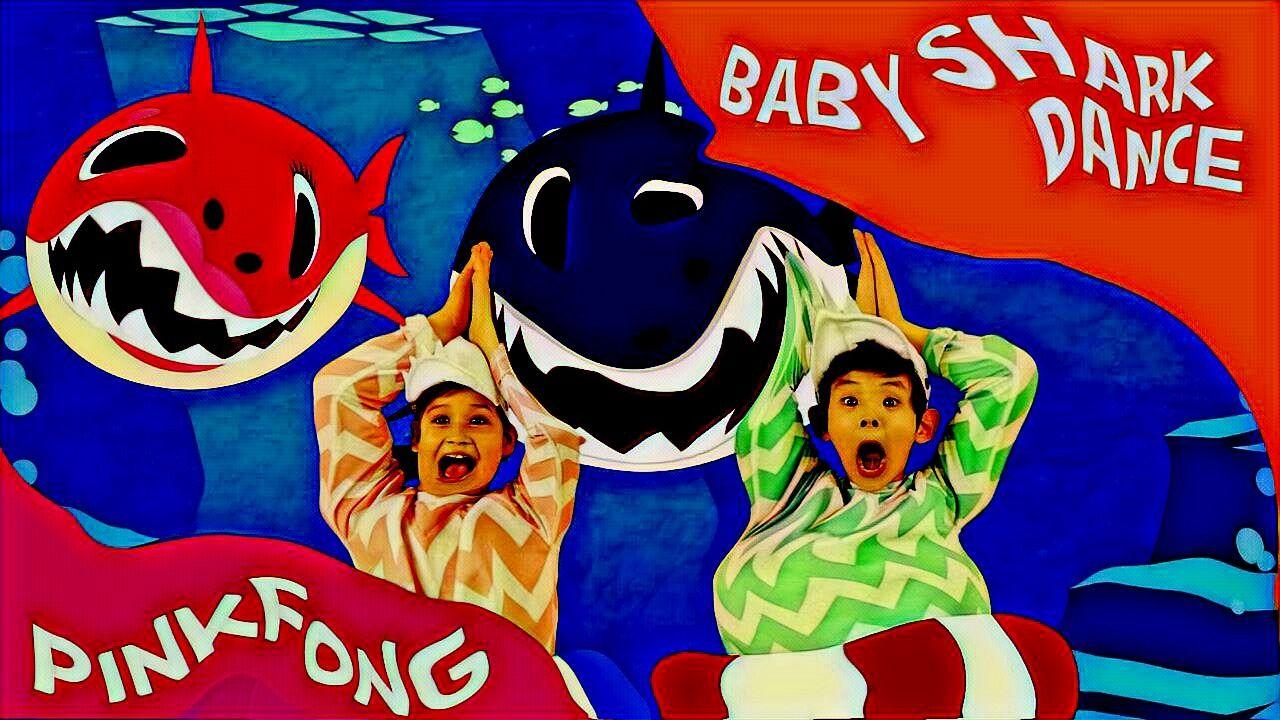 Baby Shark Dance Sing And Dance Animal Songs Pinkfong