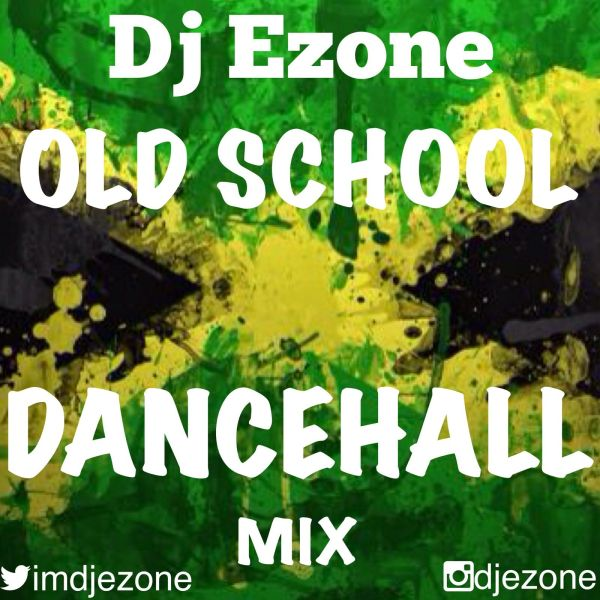 Old School 90s Dancehall Mix - Year of Clean Water