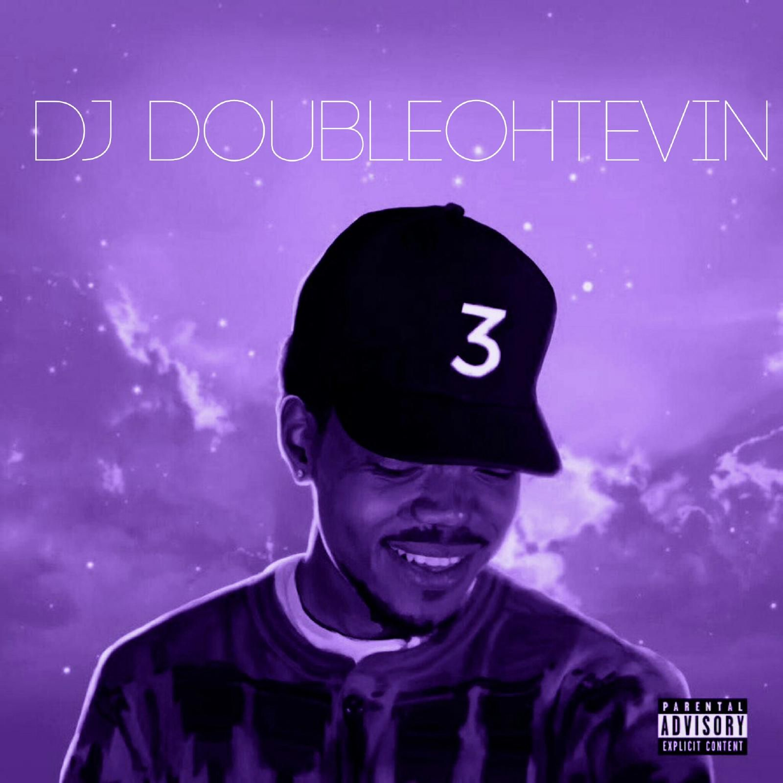 Coloring Book Chance The Rapper Chopped Screwed Chance The