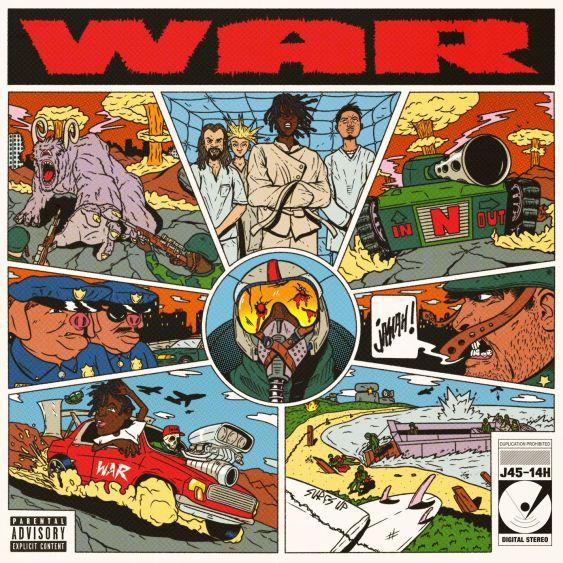 Jasiah - War (Zip)