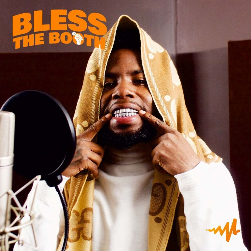 LBS Kee'vin - Bless The Booth (Freestyle) Mp3 DOWNLOAD