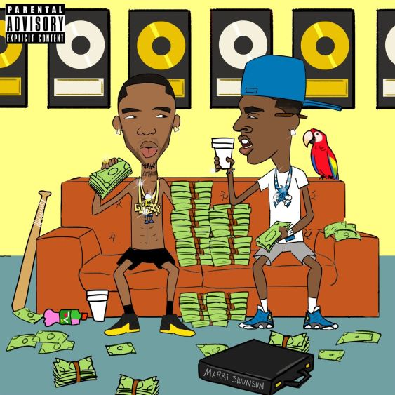 Young Dolph & Key Glock – Sleep With The Roaches mp3 download