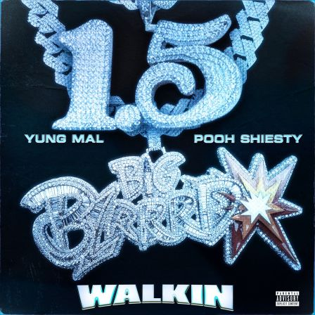 Yung Mal Ft. Pooh Shiesty – Walkin' mp3
