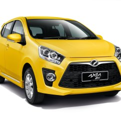 Toyota Yaris Trd Malaysia All New Camry Philippines S First Eev Launched Perodua Axia Promises 21km L Video Autobuzz My