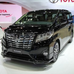 All New Alphard Vs Vellfire Harga Baru Grand Avanza 2016 Umw Toyota Set To Launch Hilux In Q2 And