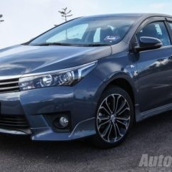 New Corolla Altis Video Harga Grand Avanza Baru Revisiting The Toyota Still Good To Hold Some Ground