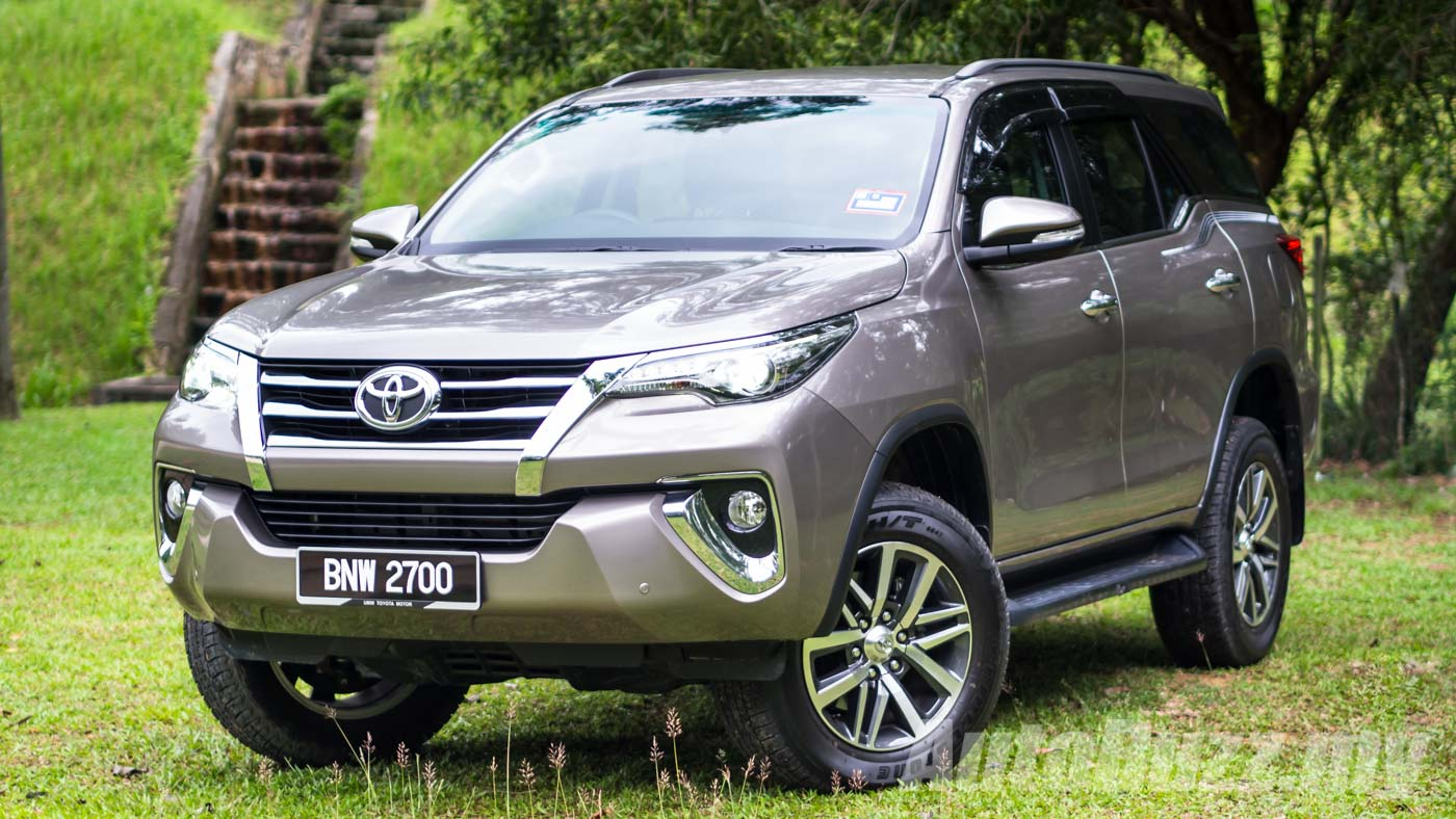 review 2016 toyota fortuner 2 7 srz there but not quite there yet video