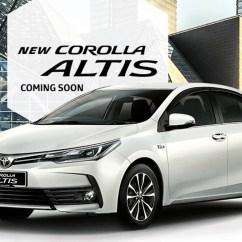 All New Corolla Altis Vs Civic Grand Avanza Grey Metallic Revisiting The Toyota Still Good To Hold