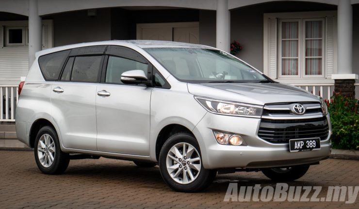 all new kijang innova 2.0 g venturer first drive 2016 toyota 2 0g better in every aspect