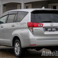 All New Kijang Innova 2.0 G Harga Grand Avanza 2018 First Drive 2016 Toyota 2 0g Better In Every Aspect Media Test