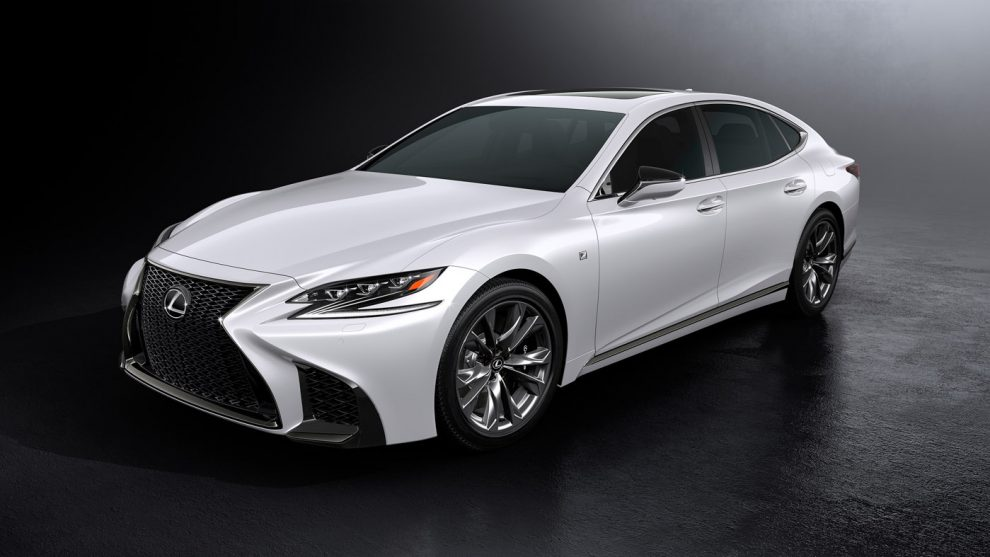 Lexus LS 500 F Sport Could Make You Forget About The BMW 7
