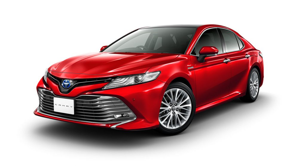 all new toyota camry 2019 malaysia kelebihan dan kekurangan grand veloz 2017 unveiled in japan and it s coming to the cabin is but unmistakably receiving company latest human machine interface hmi with 10 inch coloured heads up display hud