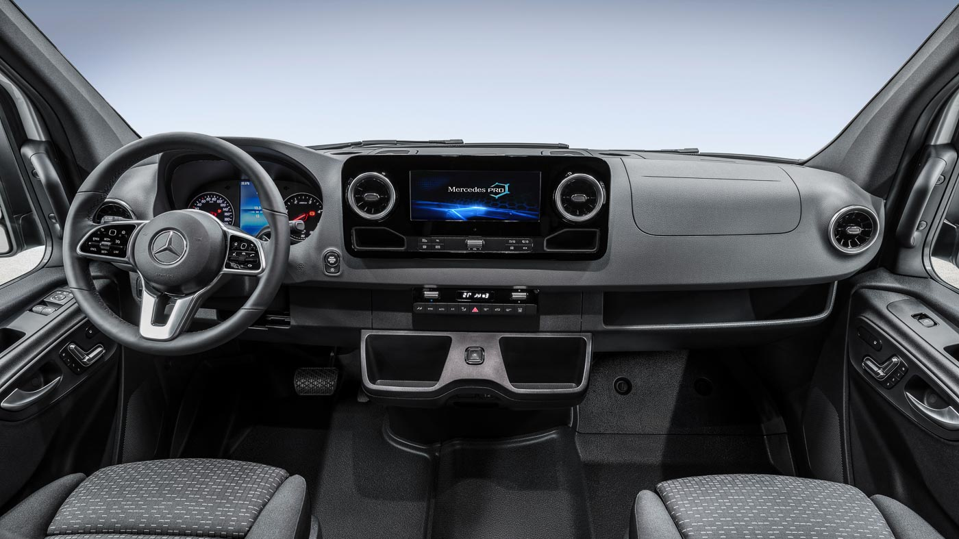 Would You Buy A Van With An Interior Like This AutoBuzzmy
