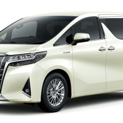 All New Alphard Vs Vellfire Grand Veloz 1.3 Silver Toyota And Updated 3 5l V6 With 8 At