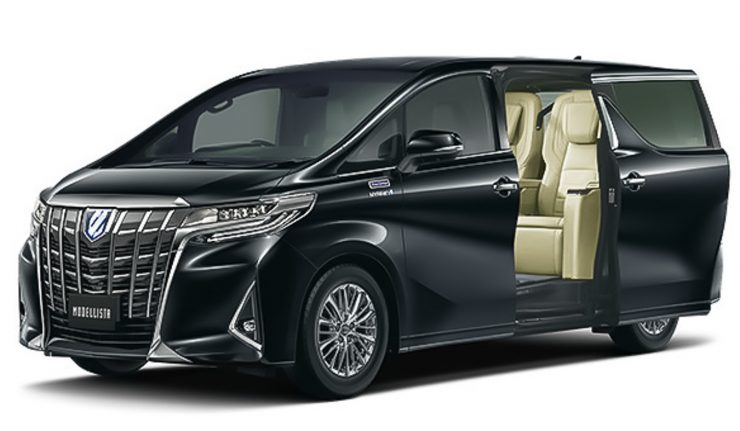 all new alphard 2018 facelift grand avanza g 1.3 putih modellista has made a 4 seater toyota vellfire because they can
