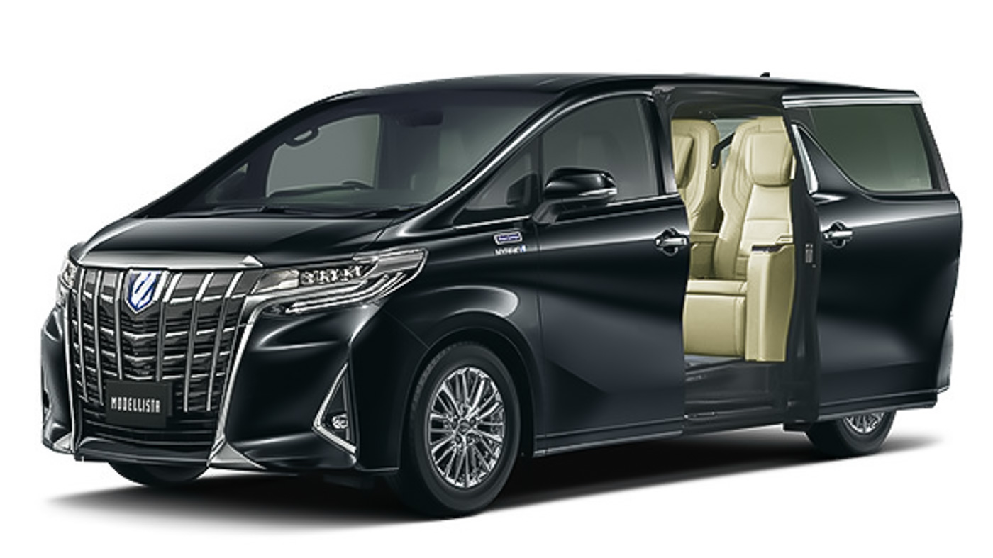 all new alphard vs vellfire toyota yaris trd sportivo modif royal lounge autos post
