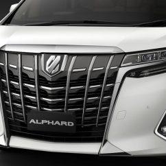 All New Alphard Facelift Toyota Yaris Trd Sportivo Vs Honda Jazz Rs Vellfire Now In Malaysia Rm351k To Rm541k 3 5l