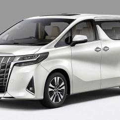 All New Alphard 2018 Facelift Cover Mobil Grand Avanza Toyota Vellfire Now In Malaysia Rm351k To Rm541k Turn Signals As Well 18 Inch Multi Spoked Alloys Graphite Metallic Has Been Added The Colour Option Joining Existing Luxury White Pearl Cs
