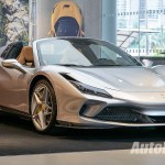 Watch Out Mclaren The Ferrari F8 Spider Is Now Here In Malaysia Autobuzz My