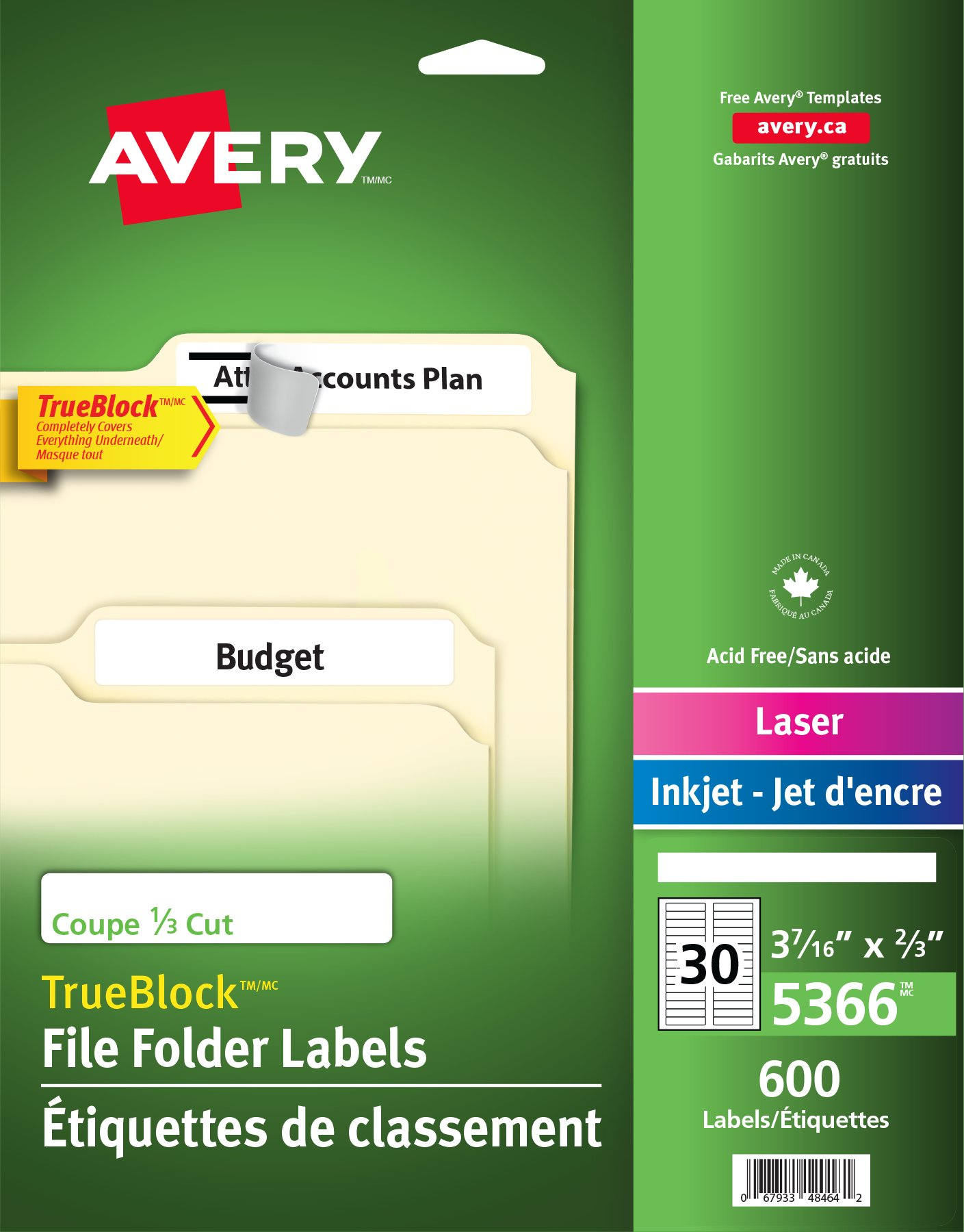 Avery templates for Microsoft Word | Avery