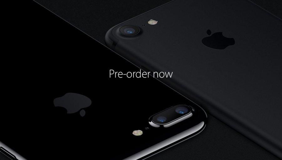 Resultado de imagem para iPhone 7 e iPhone 7 Plus
