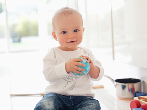 Fotos de bebés de 10 meses - Imagui