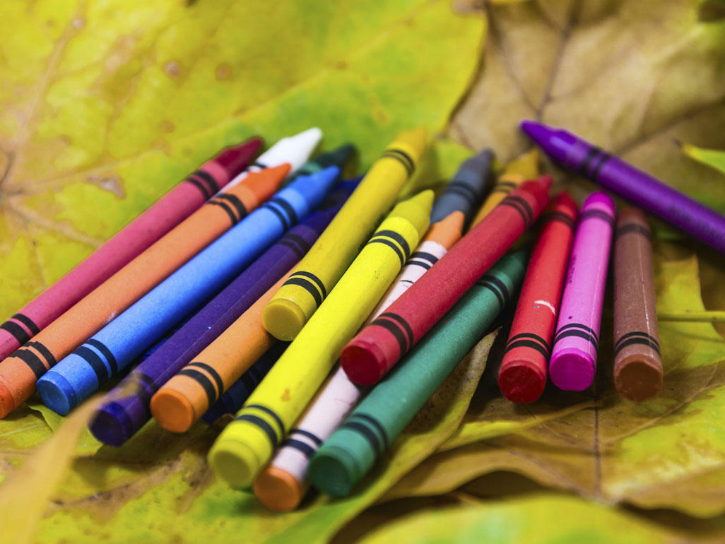 Baby Names Inspired By Colors