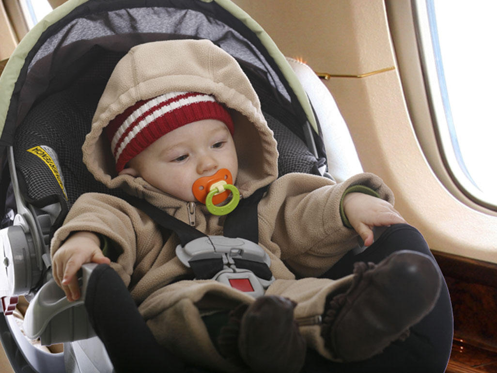 When is it safe to fly with my baby? - BabyCenter Canada
