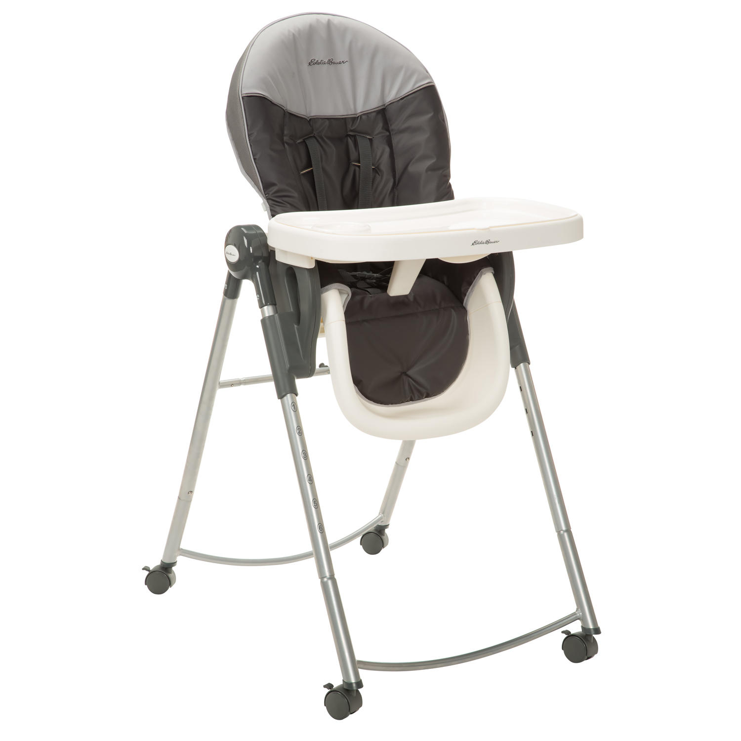 eddie bauer multi stage high chair best sports with shade baby products and gear shopping for registry