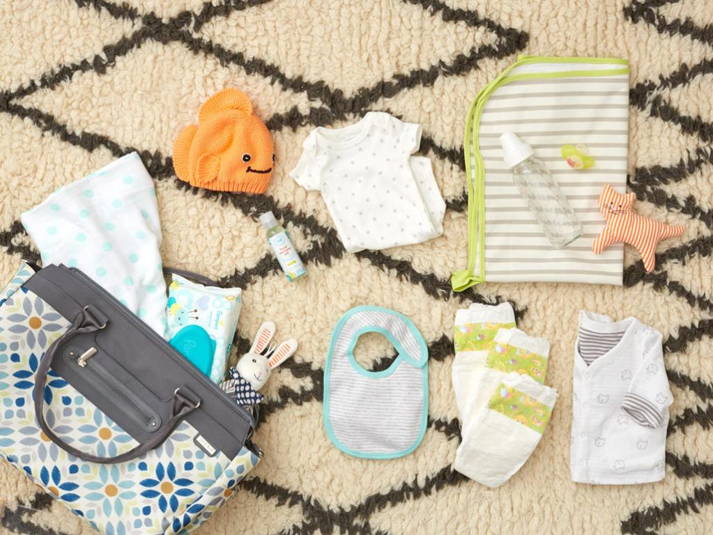 Checklist What To Put In Your Diaper Bag Babycente