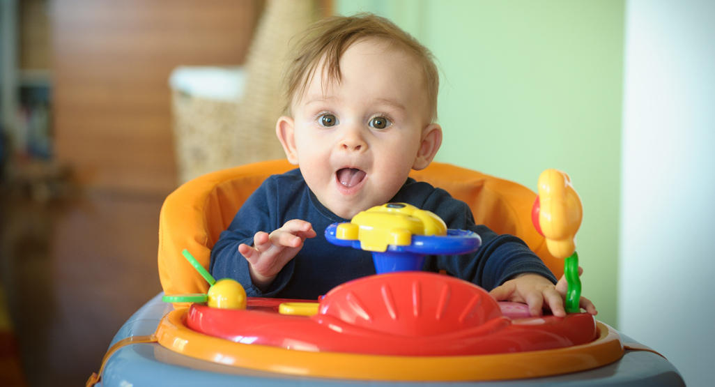 baby bouncy chair age high chairs on sale buying action equipment for your babycentre uk sitting in activity gym