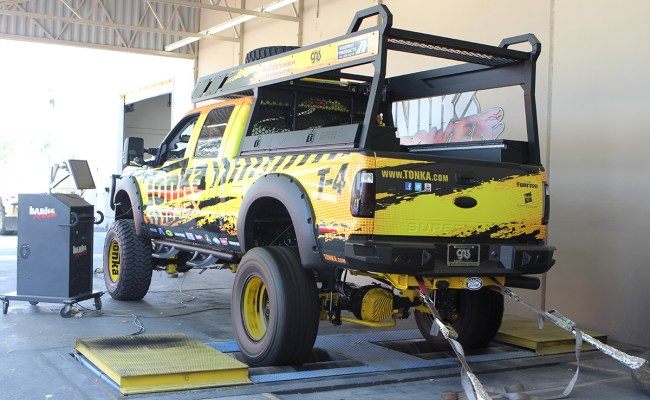 Banks Power Tonka Truck Set To Tour The Country With