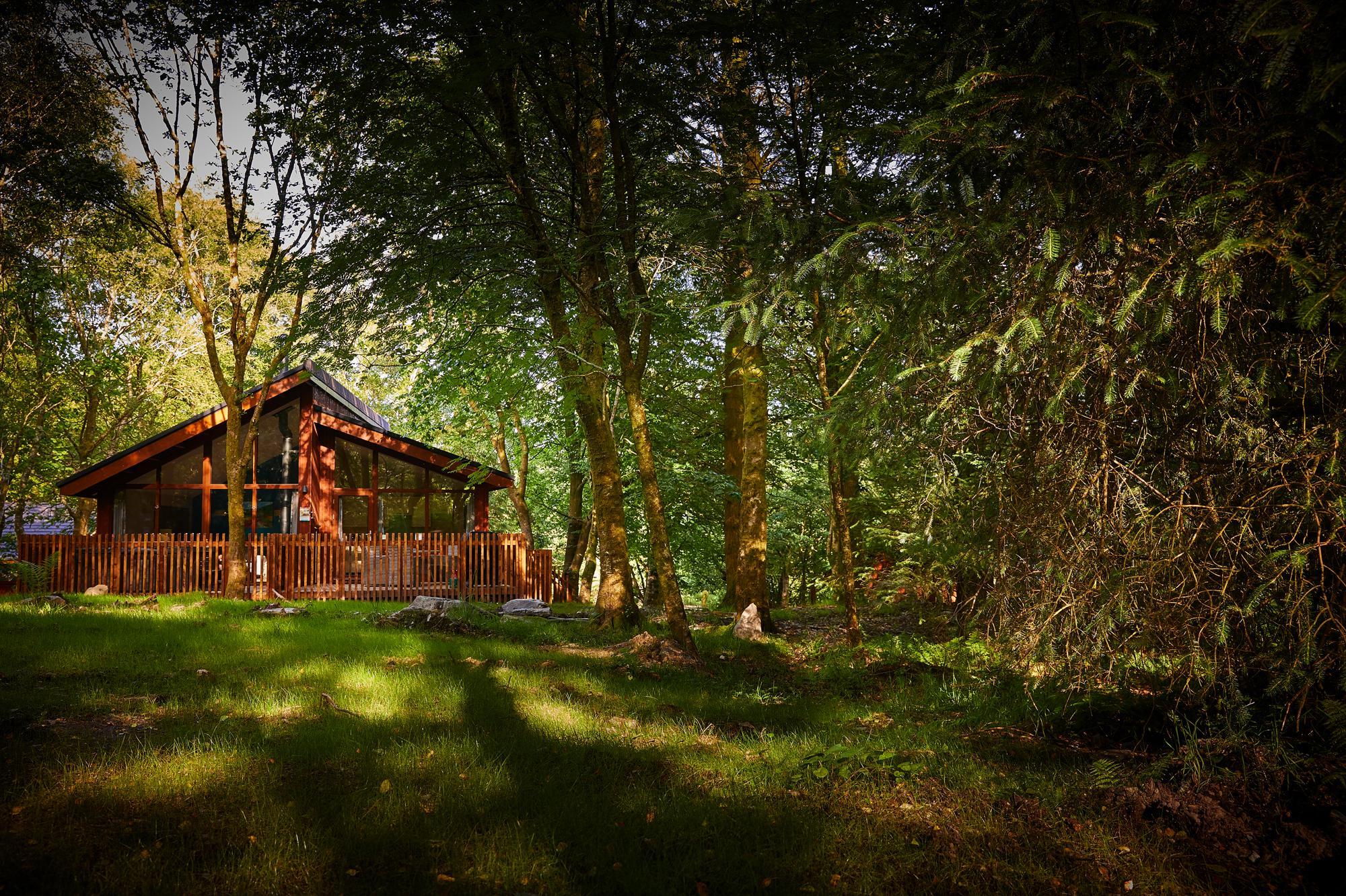 Forest Holidays Beddgelert Gwynedd