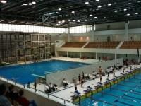 SSE Schwimmhalle und Sprunghalle im Europasportpark ...
