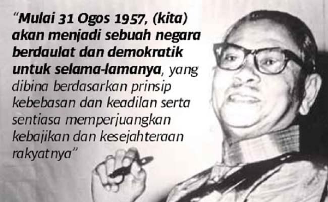 Legasi Tunku Abdul Rahman Dipertahan Rencana Berita Harian Cute766
