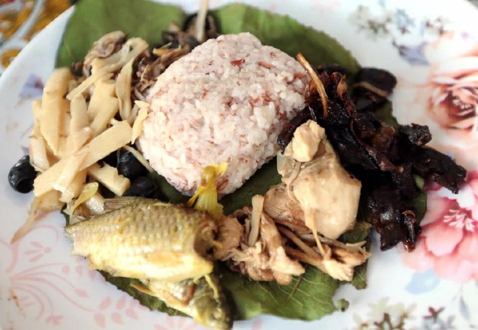 Peluang nikmati makanan tradisi etnik Sabah  Wilayah