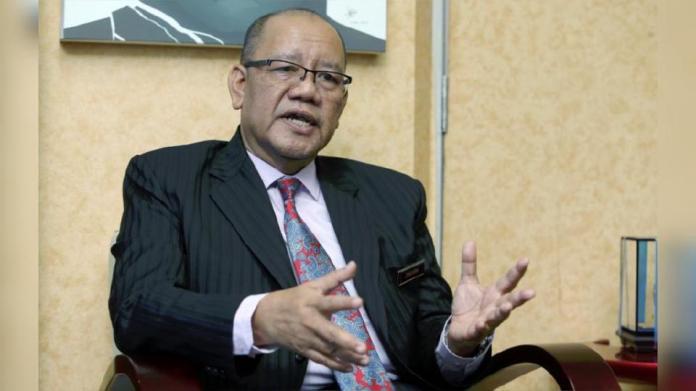Pengerusi Perbadanan Kemajuan Filem Nasional Malaysia (FINAS), Zakaria Abdul Hamid.